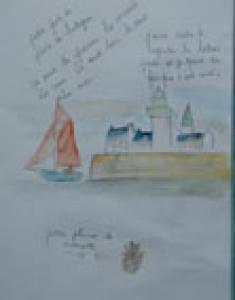 Dessiner et illustrer ses carnet de voyage