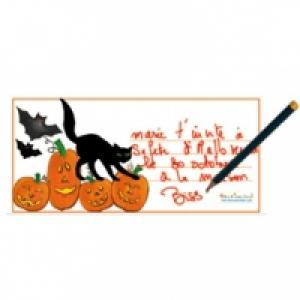 Cartes d'invitation Halloween