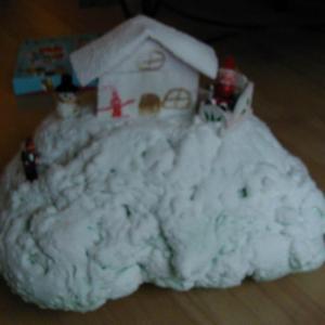 Chalet de père Noël