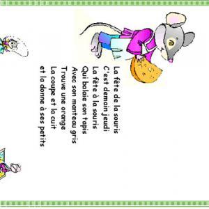 La fête de la souris