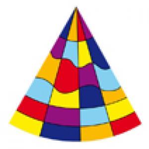Modèle de chapeau pointu n°1