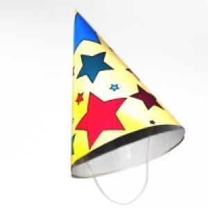 Chapeaux pointus du cirque
