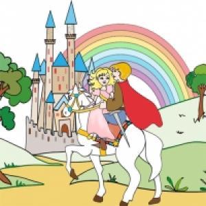 5- Le prince et la Belle au Bois Dormant