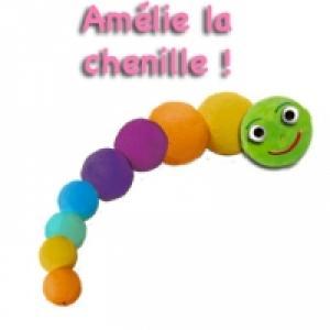 La chenille Amélie