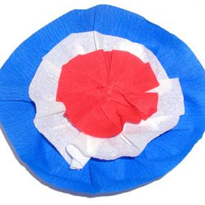 Fabriquer une Cocarde tricolore