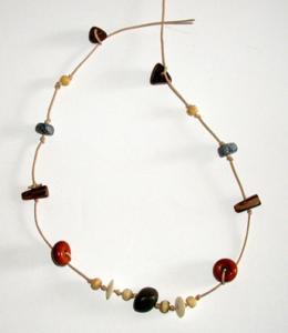 Fabriquer un collier ethnique