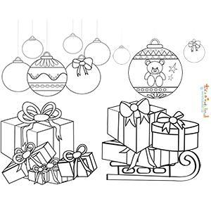 Les cadeaux arrivent !