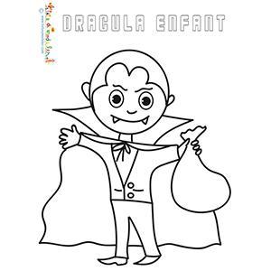 Avant d'être un vampire sanguinaire Dracula a été enfant, pourtant dès son plus jeune âge il aime porter une grande cape, il s'habille en noir et il a de longue canines ... Même enfant Dracula est un peu monstrueux !