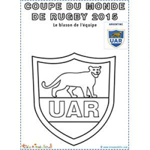 Symbole équipe de rugby d'Argentine