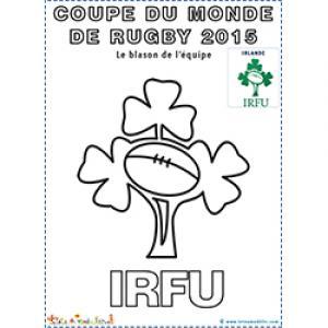 Symbole de l'équipe d'Irlande de rugby à XV