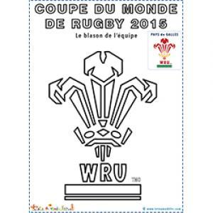 Symbole de l'équipe de rugby du Pays de Galles