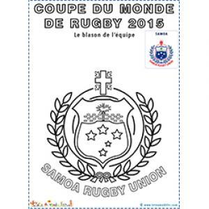 Symbole de l'équipe Samoa de Rugby