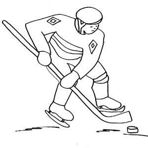 Coloriages sur les sports d'hiver. Retrouvez tous nos dessins à imprimer gratuitement.