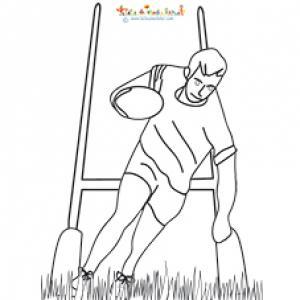 Joueur anglais à la coupe du monde de Rugby