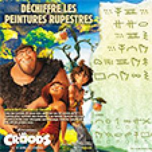 Les Croods : Enigme