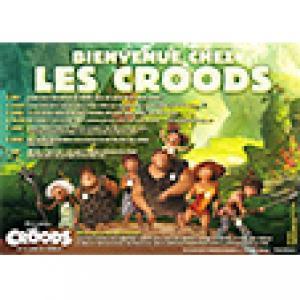Bienvenue chez Les Croods
