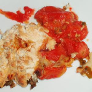 Crumble de tomate