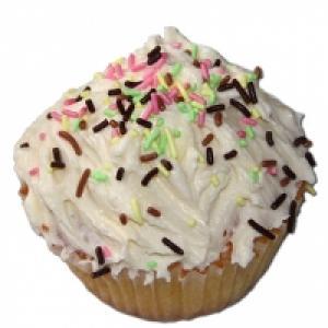 Cupcake américains aux cacahouètes