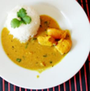 Curry de poulet Viet Nam