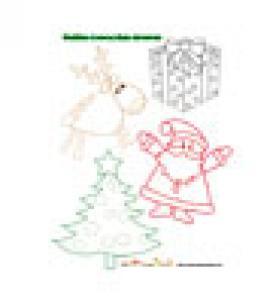 Modèles de décorations de Noël