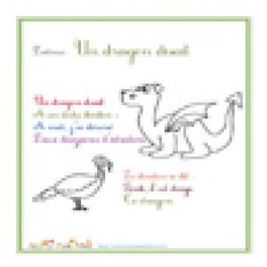 Poesie : Un dragon disait