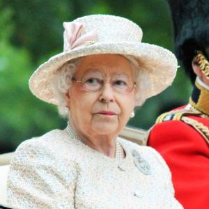 Reine Élisabeth II, Queen Elizabeth II