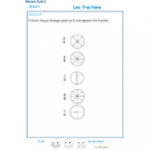 exercice 9 : les fractions