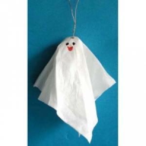 Petit fantôme d'Halloween