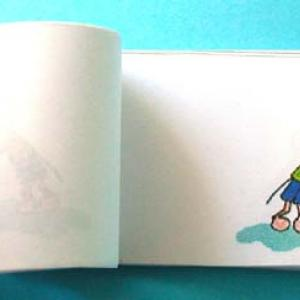 Livre flip à imprimer et à monter pour le plaisir des enfants