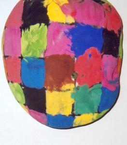 Peindre un gallet Elmer