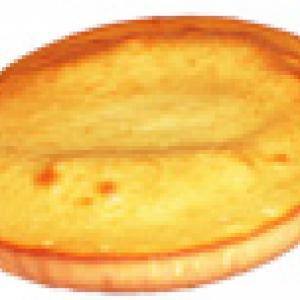 Gâteau au yaourt et zeste d'orange