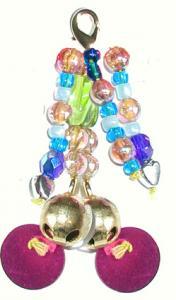 gri-gri en perles