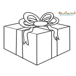 Gros cadeau cubique
