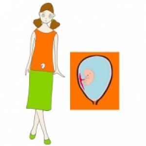 Taille de bébé à 1 mois