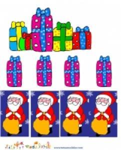 images de Noel variees a imprimer