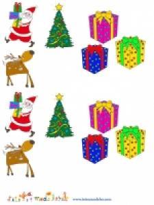 Petites images sur Noel pour les enfants