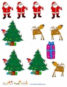 images sur Noel, image pere Noel, image sapin, image renne
