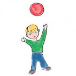 jeu ballon stop