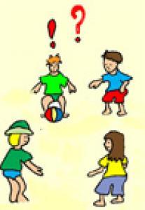 Règle du jeu ballon air, terre, mer