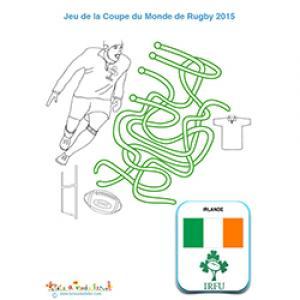 Rugby : jeu de fils sur l'équipe d'Irlande