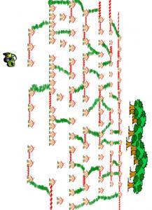 Activités de Labyrinthe pour entraîner la concentration de l'enfant