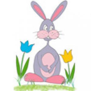 Image de Pâques lapin