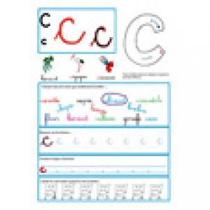 Activités avec la lettre C