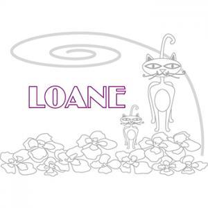 prénom loane
