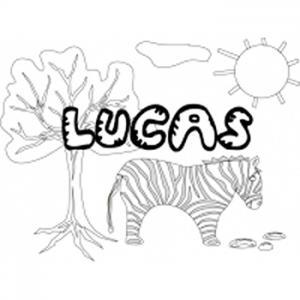 Lucas - Prénom Lucas