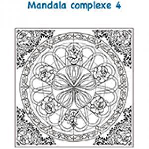 Mandala complexe 4
