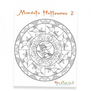 Mandala des sorcières