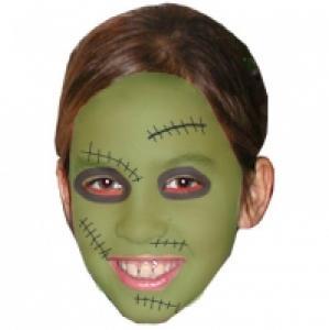Un maquillage de Frankenstein pour se déguiser en mort-vivant pour Halloween par exemple. Le maquillage de Frankenstein peut aussi accompagner un déguisement pour le carnaval, les anniversaires,...