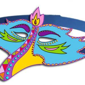 Masque imprimer tous nos masques de carnaval avec t te - Masque oiseau a imprimer ...