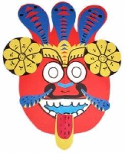 masque indien